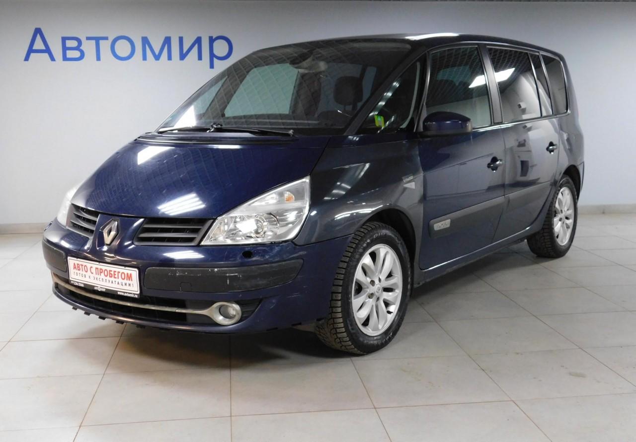 Renault Espace 2006 - 2012