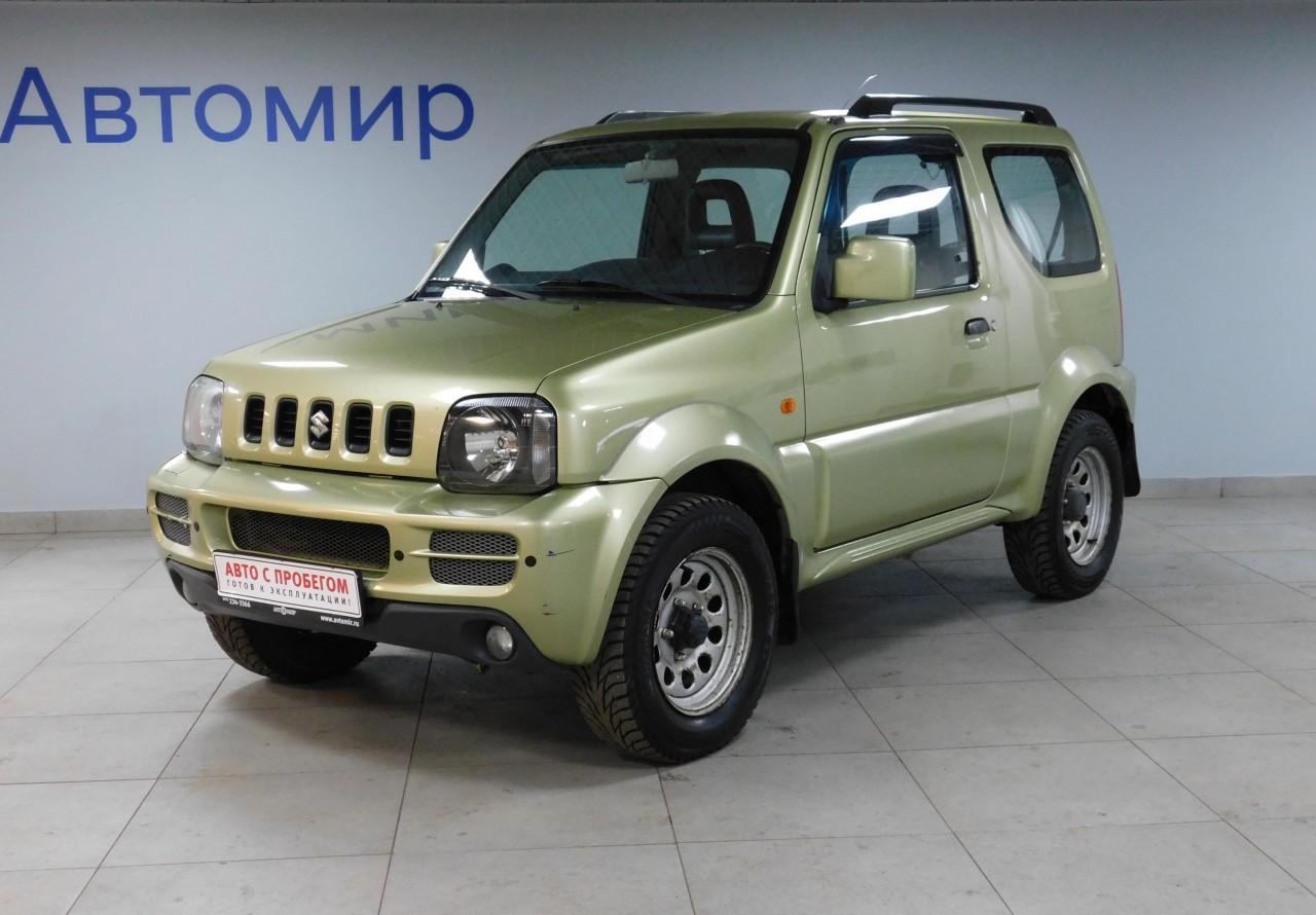 Suzuki Jimny 2005 - 2012