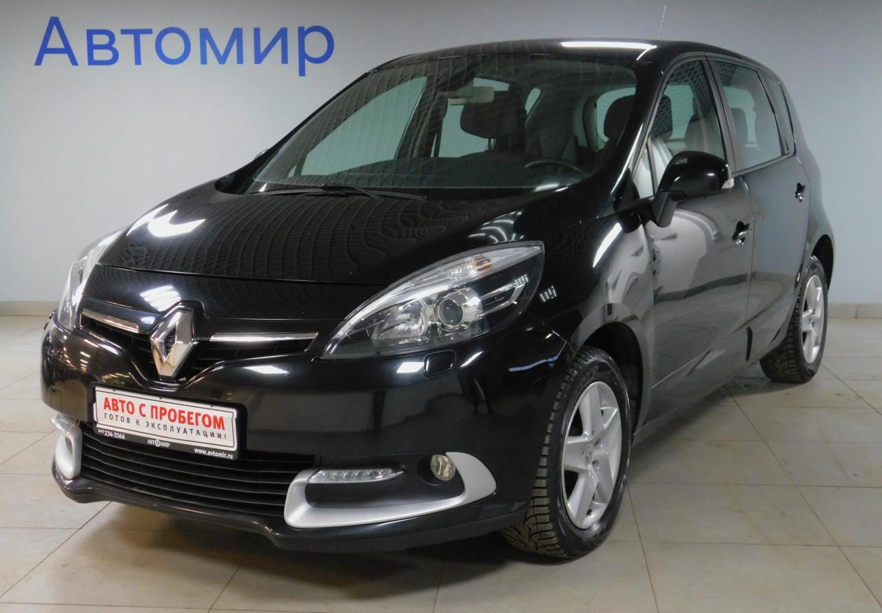 Renault Scenic 2012 - 2013