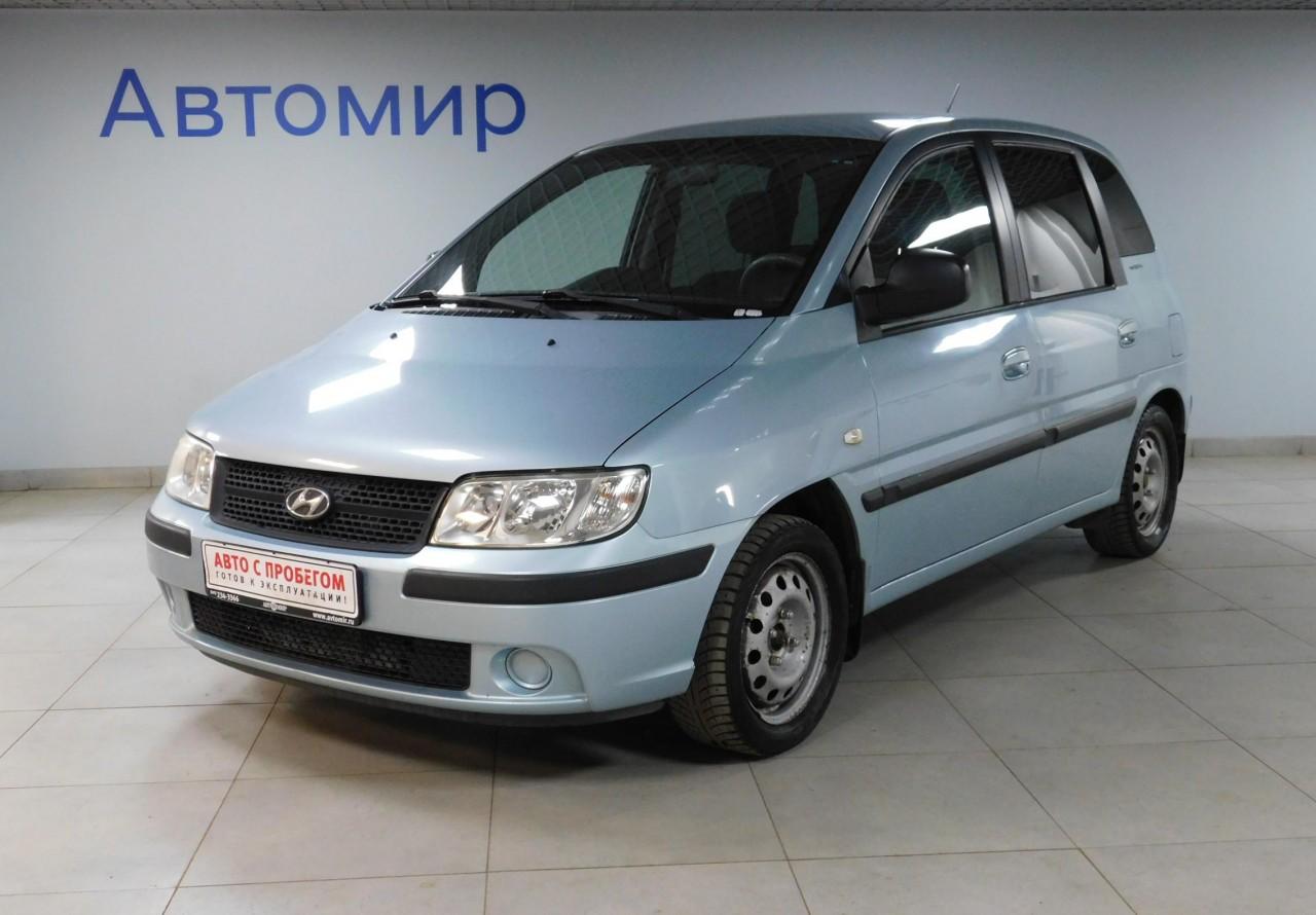 Hyundai Matrix 2005 - 2008