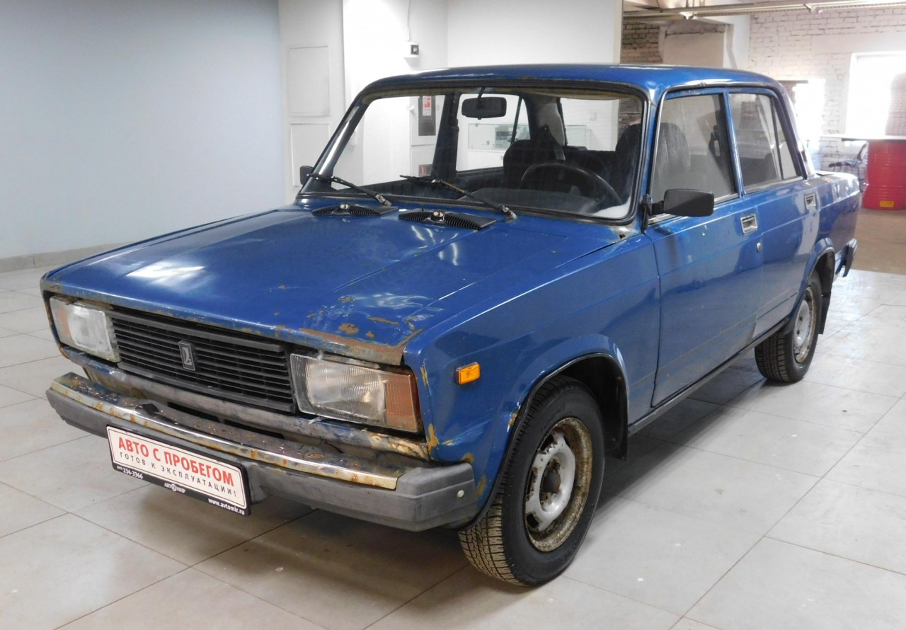 LADA (ВАЗ) 2105 1979 - 2011