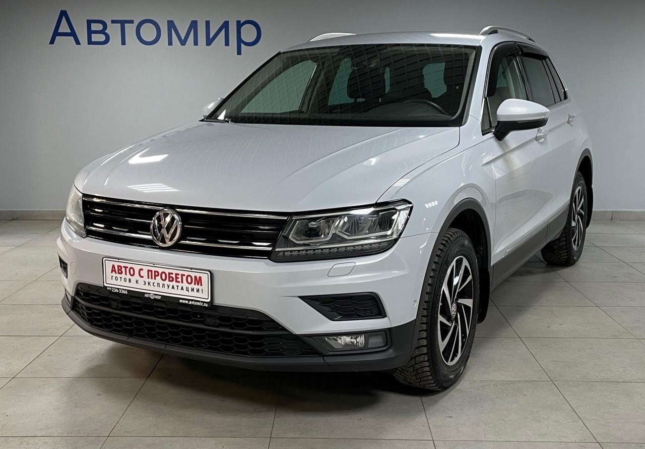 Volkswagen Tiguan 2016 - по н.в.